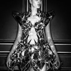 bof: Have you heard? An Iris van Herpen exhibition is coming to the Dallas Museum of Art, showcasing the Dutch designer's signature use of 3D printing.  Did you know? Van Herpen graduated from the Art Institute of Arnhem ArtEZ and worked for Alexander McQueen before launching her own label. And, indeed, there is something of McQueen's otherworldly imagination in Van Herpen's work, which caught the attention of France's Chambre Syndicale de la haute couture, as well as private clients like…