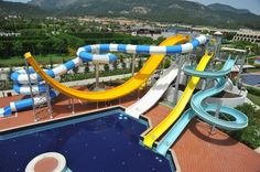 Hilton Dalaman Selects @Paulina Briones Waterparks  for #Waterpark Expansion. #polin