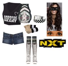 """""""NXT Divas Match"""" by lola-guadalupe-delgado on Polyvore"""