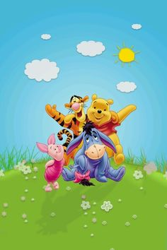 Winnie. The Pooh