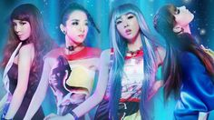 2NE1 to Release 2nd Album ′Crush′ with All New Tracks.  #2ne1 #aon #Crush #ygnewgirlgroup #kpopmap #kpopnews