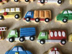 Truck cookies