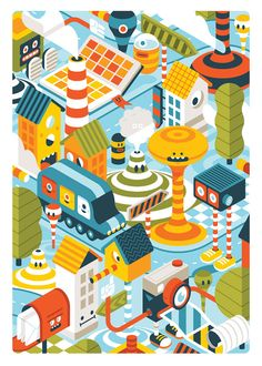 Loulou & Tummie: Dutch illustration duo | Illustrators from Netherlands | Work Inspiration