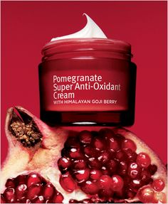 Grassroots Research Labs - Pomegranate Super Anti-Oxidant Cream