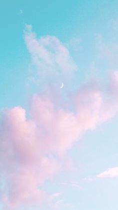 Dreamy sky new room pastel pink aesthetic blue aesthetic. Blue Aesthetic Pastel, Sky Aesthetic, Aesthetic Pastel Wallpaper, Aesthetic Backgrounds, Aesthetic Wallpapers, Pastel Color Wallpaper, Pastel Sky, Pretty Pastel, Pastel Colors