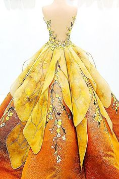 Beautiful Gowns, Beautiful Outfits, Cute Outfits, Ball Dresses, Ball Gowns, Kleidung Design, Fantasy Gowns, Pretty Dresses, Designer Dresses