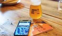 Hamburger Beer Week: Stadtführung mal anders | MOPO Beer Week, Hamburger, Yard Haunt, Brewery, Explore, Beer, City, Burgers