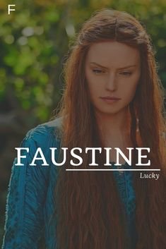 Faustine meaning Lucky Pretty Names, Cute Names, Unique Names With Meaning, Mystical Names, Fantasy Character Names, Female Names, Female Fantasy Names, Magic Names, Country Baby Names