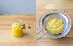 Lemon_Curd_use honey instead of sugar