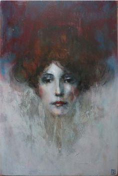 Portrait Bordeau by Céline Ranger