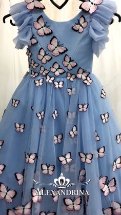 Girl Dress - Birthday Wedding Party Holiday Bridesmaid Communion Lace Tulle #flowergirldresses #flowergirldress #firstcommuniondress #firstcommunion #pageantdress #princessdress