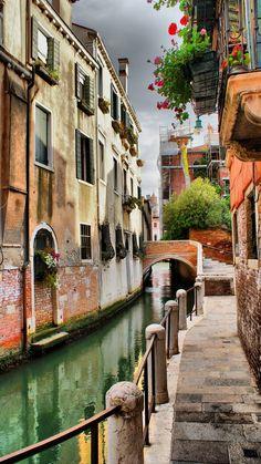 Venice, Italy #Travel #Exotic #ShermanFinancialGroup