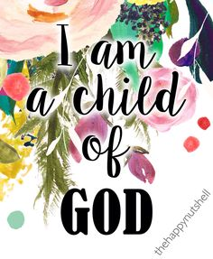 """so artsy ♡ """"For you are all children of God through faith in Christ Jesus."""" Galatians 3:26 NLT"""