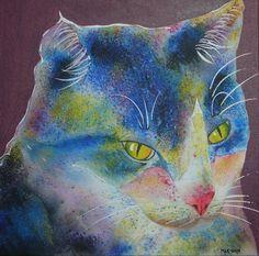 Paintings by Marilia Martin - ego-alterego.com
