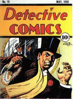 Detective Comics #15