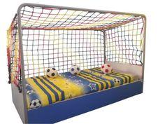 Fussballzimmer /Soccer Bed // ebay.de