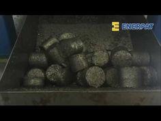 ENERPAT Metal Briquetting Machine And Metal Chip Briquetter