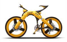 #Concept #Bike #IWannaRideThis