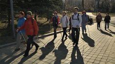 Скандинавская ходьба - вид физической активности, в котором используются определенная методика занятия и техника ходьбы при помощи специально разработанных п...