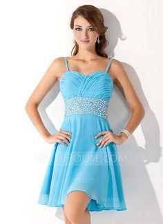 6b52ad25216 Homecoming Dresses -  108.99 - A-Line Princess Sweetheart Short Mini  Chiffon Homecoming