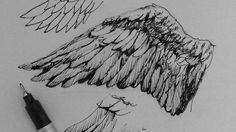 free pattern for wood angel wings - Google Search