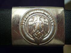 hitler-youth belt buckle