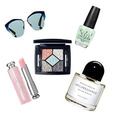 """""""Spring beauty"""" by gracie-aday ❤ liked on Polyvore featuring beauty, Christian Dior, Byredo and OPI"""
