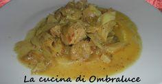 La cucina di Ombraluce: Spezzatino di maiale con la verza