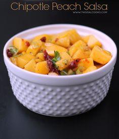 ... salsa on Pinterest | Mango salsa, Black bean salsa and Cucumber salsa