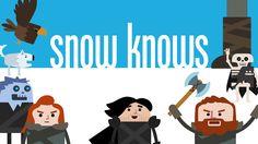 Snow Knows Epic Sagas