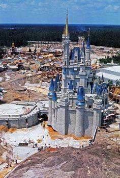 it all started with a mouse.SOOO cool it's disneyland in the making ! Disney Theme, Disney Love, Disney Magic, Disney Stuff, Daisy Duck, Disney Vacations, Disney Trips, Disney Travel, Orlando Florida