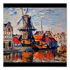 Poster-Classic/Vintage-Claude Monet 216