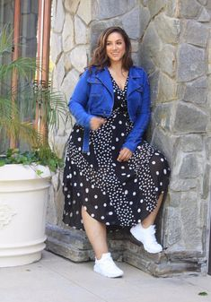 Big Size Fashion, Thick Girl Fashion, Trendy Plus Size Fashion, Curvy Women Fashion, Erica Lauren, Modelos Plus Size, Curvy Dress, Indian Actress Hot Pics, Full Figure Fashion