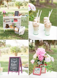 Cute idea if you can keep the ice cream frozen!