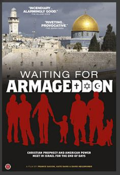 Waiting for Armageddon. Terrifying, and not because of the end times they're waiting for.