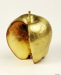 gilded apple