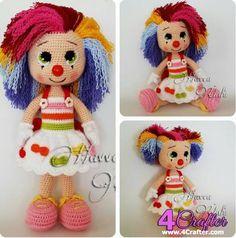 Miss clown by Havva Unlu.JPG