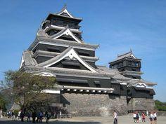 Kumamoto castle - Kumamoto Pref.