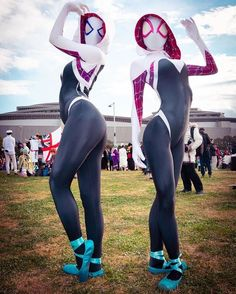 Spider-Girl Cosplay – Page 3 – Buzz Spider Gwen Cosplay, Spiderman Cosplay, Marvel Cosplay, Superhero Cosplay, Cosplay Dress, Cosplay Girls, Cosplay Costumes, Amazing Cosplay, Best Cosplay