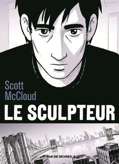 Le sculpteur : Scott Mccloud - BD
