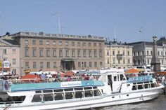 Things to do in Helsinki - Boats by the waterfront  #finland #helsinki #thingstodo #city #explore #travel #traveltherenext