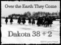 Dakota 38+2 Wokiksuye memorial ride 2014