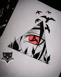 Naruto Sketch Drawing, Anime Drawings Sketches, Naruto Drawings, Cool Art Drawings, Anime Sketch, Wallpaper Naruto Shippuden, Naruto Shippuden Anime, Naruto Wallpaper, Naruto Art