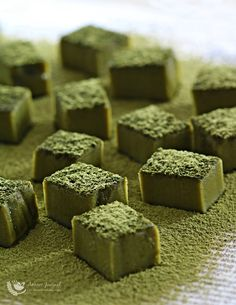 Matcha Brownies 抹茶布朗尼