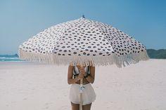 Black Sands Beach Umbrella ☼ Sunday Supply Co.