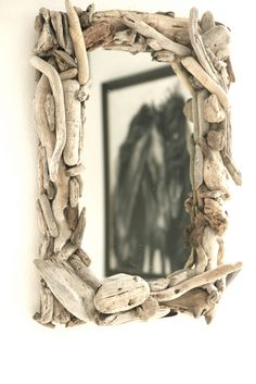 Blessed: Driftwood Mirror's