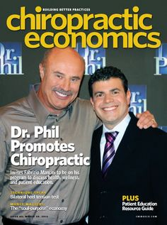 Dr. Phil and his chiropractor