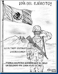 Día Del Ejército Mexicano Ejercito Mexicano Armada De