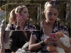 Hanna / episode15&16 (season5) #nails #pll #prettylittleliars