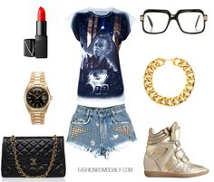 Concert Style Guide- What to wear to country, festivals, rap, pop and metal concerts!
